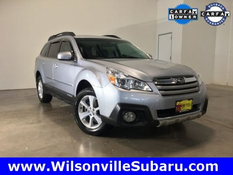 Certified Pre-Owned 2014 Subaru Outback 2.5i