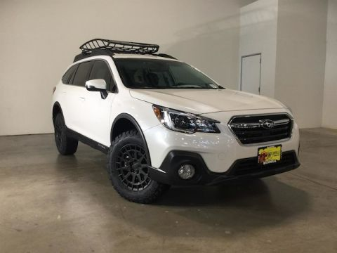 New 2019 Subaru Outback 2.5i Limited Foundations Series