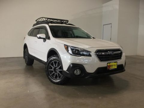 New 2018 Subaru Outback 3.6R Limited Foundations Series