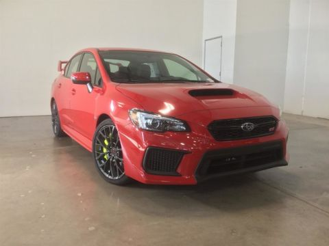 New 2019 Subaru WRX STI Limited w/Wing