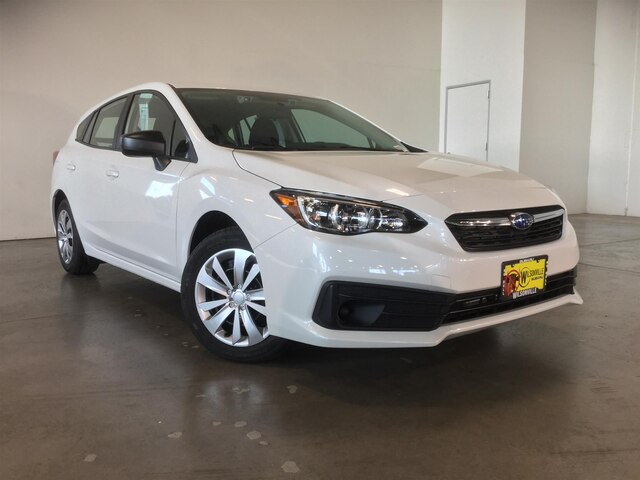 New 2020 Subaru Impreza 2.0i w/Accessories (See Description)