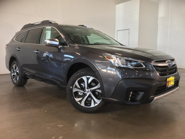 New 2020 Subaru Outback Touring