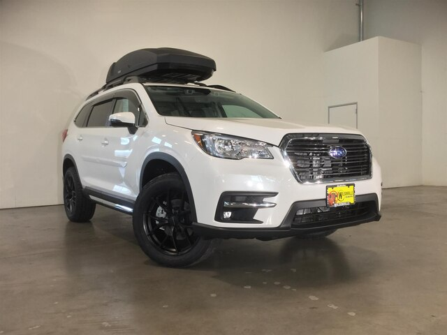 New 2020 Subaru Ascent Limited 7-Passenger Foundations Series