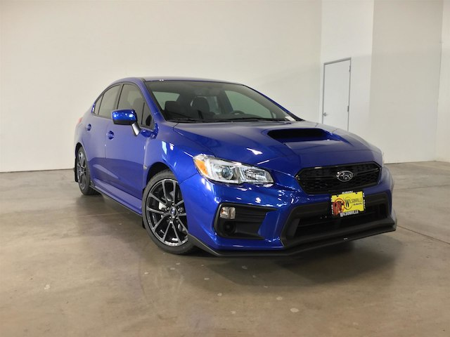 New 2018 Subaru WRX WRX w/Accessories (See Description)