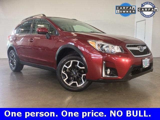 Certified Pre-Owned 2017 Subaru Crosstrek 2.0i Premium