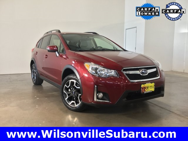 Certified Pre-Owned 2016 Subaru Crosstrek 2.0i Limited