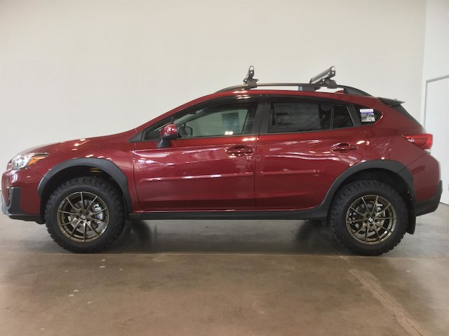 New 2018 Subaru Crosstrek 2 0i Premium W Accessories See