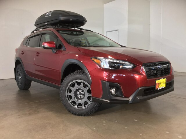 New 2019 Subaru Crosstrek 2.0i Limited Foundation Series