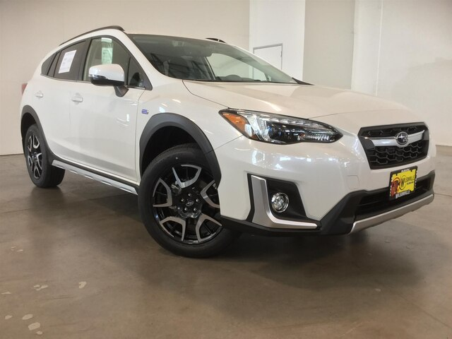 New 2019 Subaru Crosstrek Hybrid 2.0IPR w/Accessories (See Description)