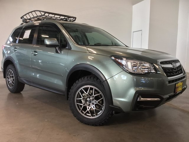 Used Subaru Impreza >> New 2018 Subaru Forester 2.5i Premium w/Accessories (See ...