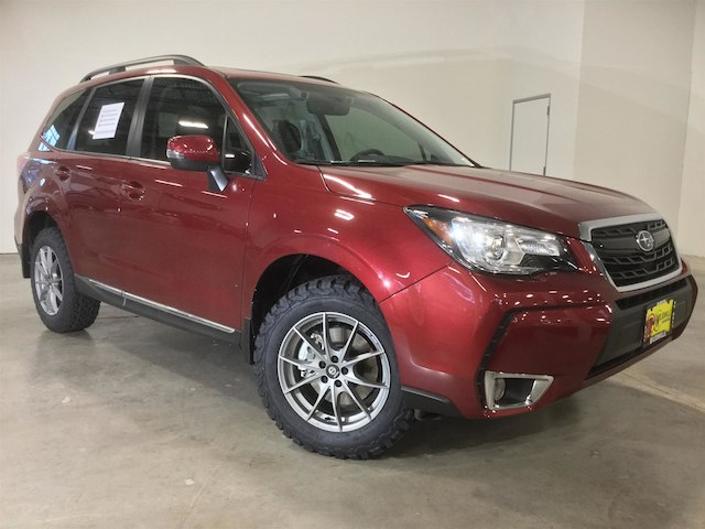 new 2018 subaru forester 2 0xt touring w accessories see. Black Bedroom Furniture Sets. Home Design Ideas