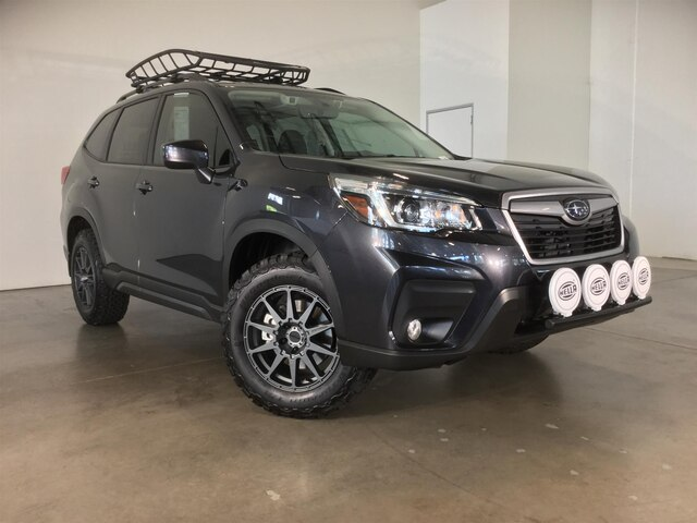 New 2019 Subaru Forester Premium Foundations Series Awd
