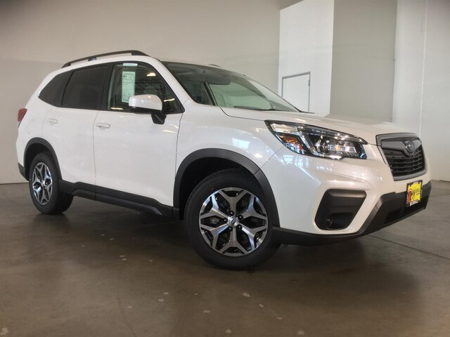 New 2020 Subaru Forester Premium w/Accessories (See Description)