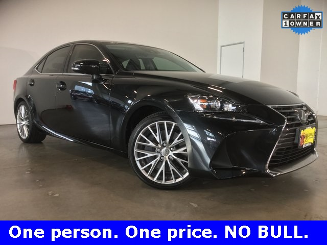 Pre-Owned 2018 Lexus IS 300
