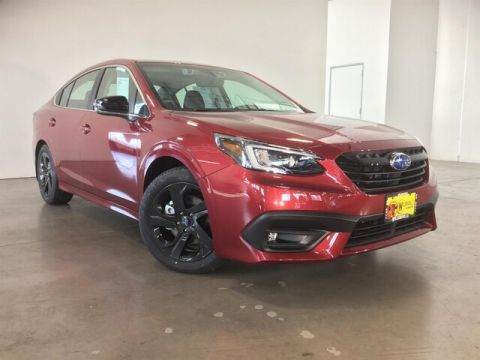 New 2020 Subaru Legacy Sport w/ Accessories (See Description)