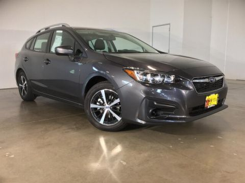 New 2019 Subaru Impreza 2.0i Premium w/Accessories (See Description)