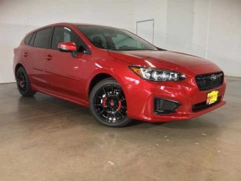 New 2019 Subaru Impreza 2.0i Sport w/Accessories (See Description)