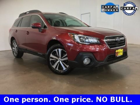 Certified Pre-Owned 2018 Subaru Outback 3.6R