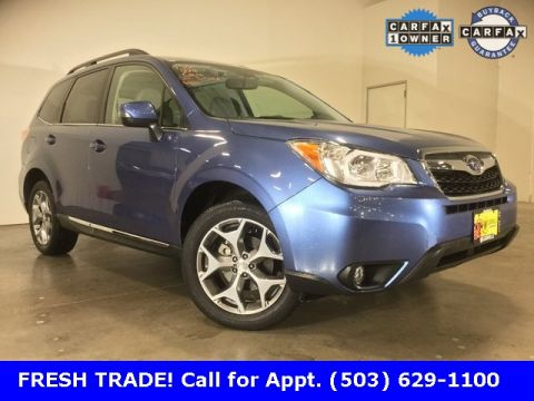 Certified Pre-Owned 2016 Subaru Forester 2.5i Touring