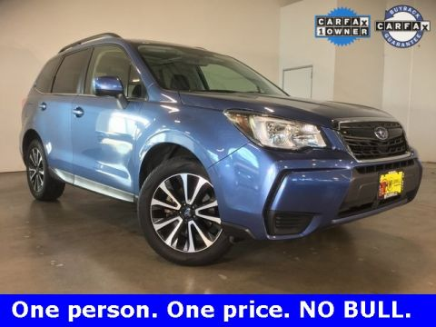 Certified Pre-Owned 2017 Subaru Forester 2.0XT Premium