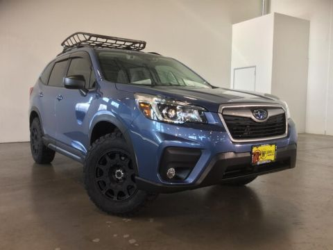 New 2020 Subaru Forester BASE Foundation Series (See Description)