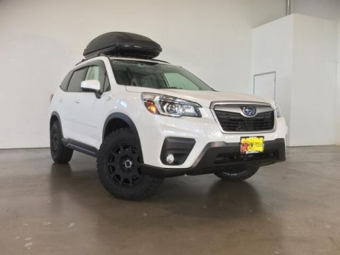 New 2019 Subaru Forester Premium Foundations Series