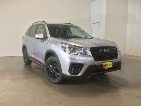 New 2019 Subaru Forester Sport w/Accessories (See Description)