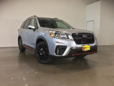 New 2020 Subaru Forester Sport w/ Accessories (See Description)