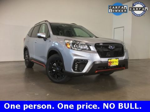 Certified Pre-Owned 2019 Subaru Forester Sport