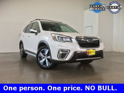Certified Pre-Owned 2019 Subaru Forester Touring